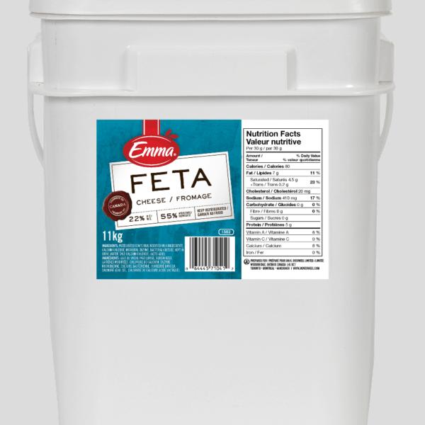 Emma Cow's Milk Feta - Pail-0