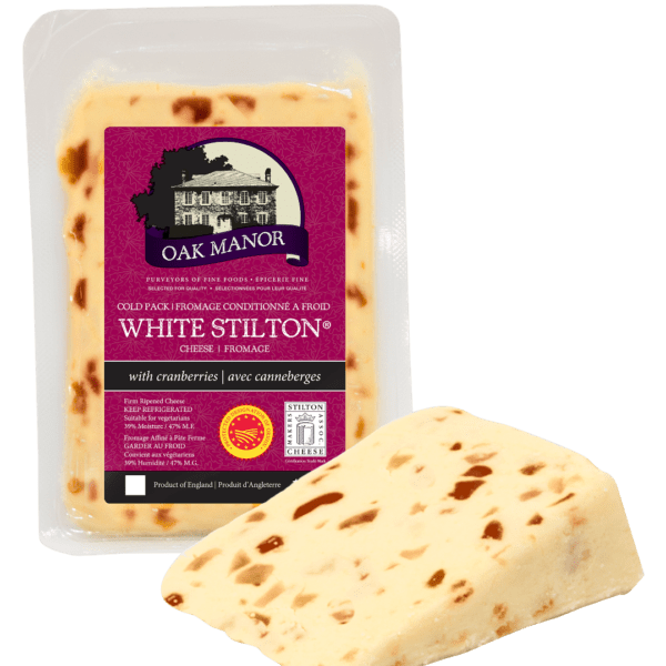 Oak Manor White Stilton & Cranberry-0