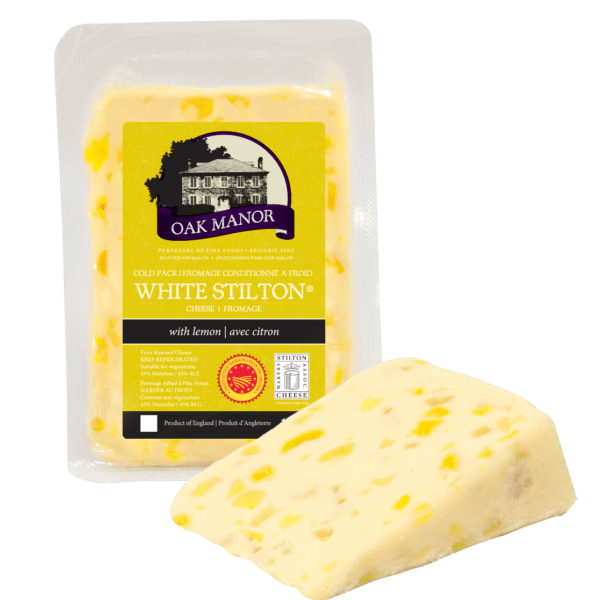 Oak Manor White Stilton & Lemon-0