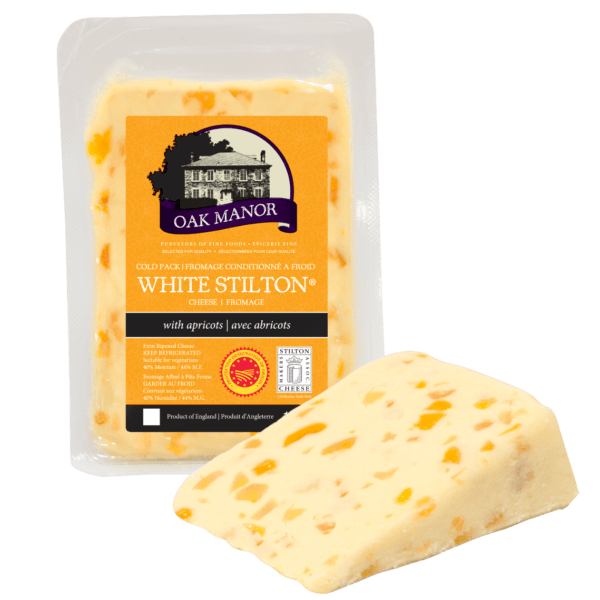 Oak Manor White Stilton & Apricot-0