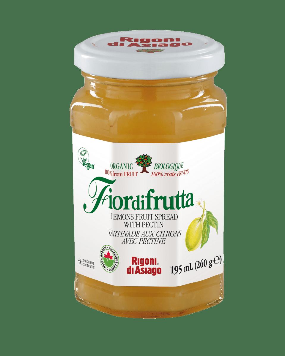 Rigoni Fiordifrutta - Lemon Spread-0
