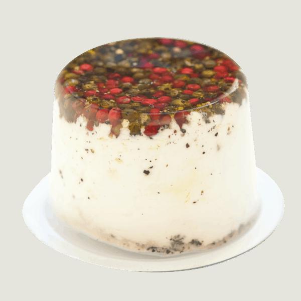 Salt Spring Island Cheese Pepper Chevre-0