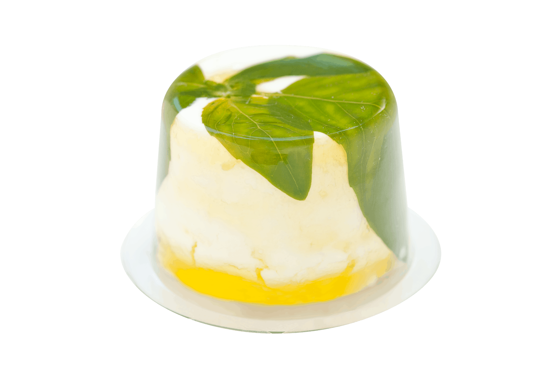 Salt Spring Island Cheese Basil Chevre-0