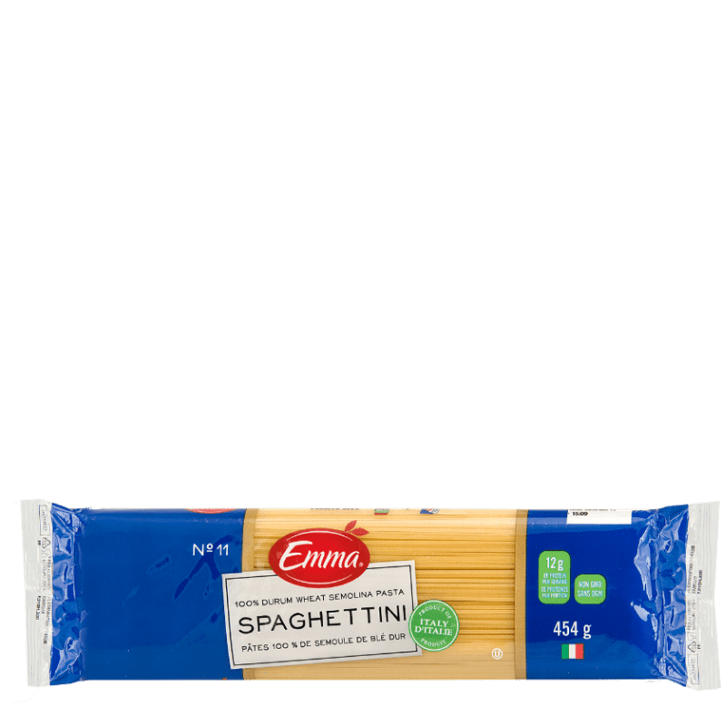 EMMA® Spaghettini Pasta