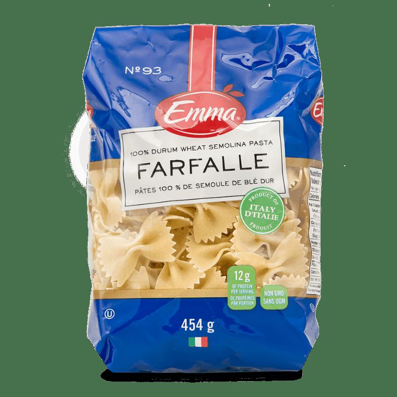 EMMA® Farfalle Pasta