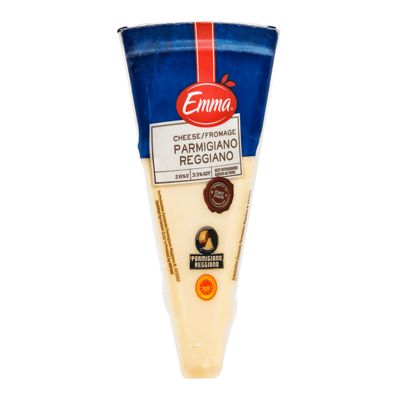 EMMA® Parmigiano Reggiano Wedges – Exact Weight