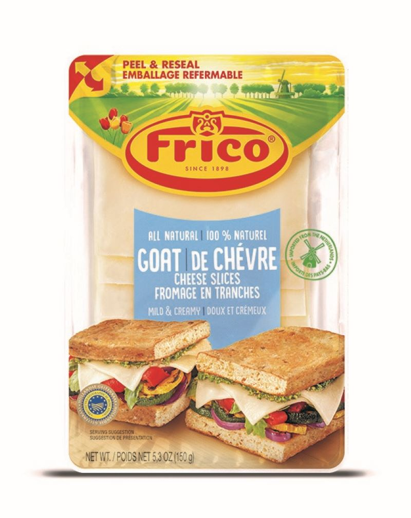 Frico Goat Cheese Slices