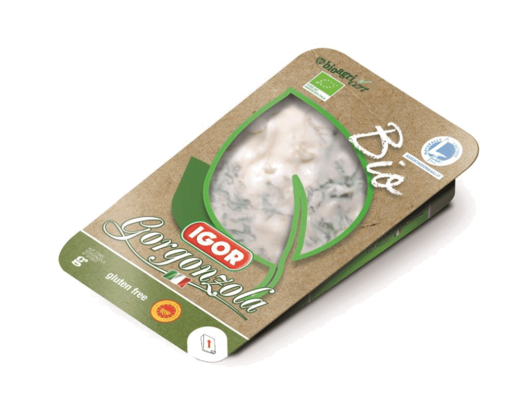 Igor Gorgonzola Organic 150g Wedge