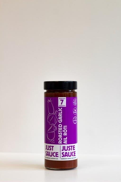 Just Sauce Roasted Garlic