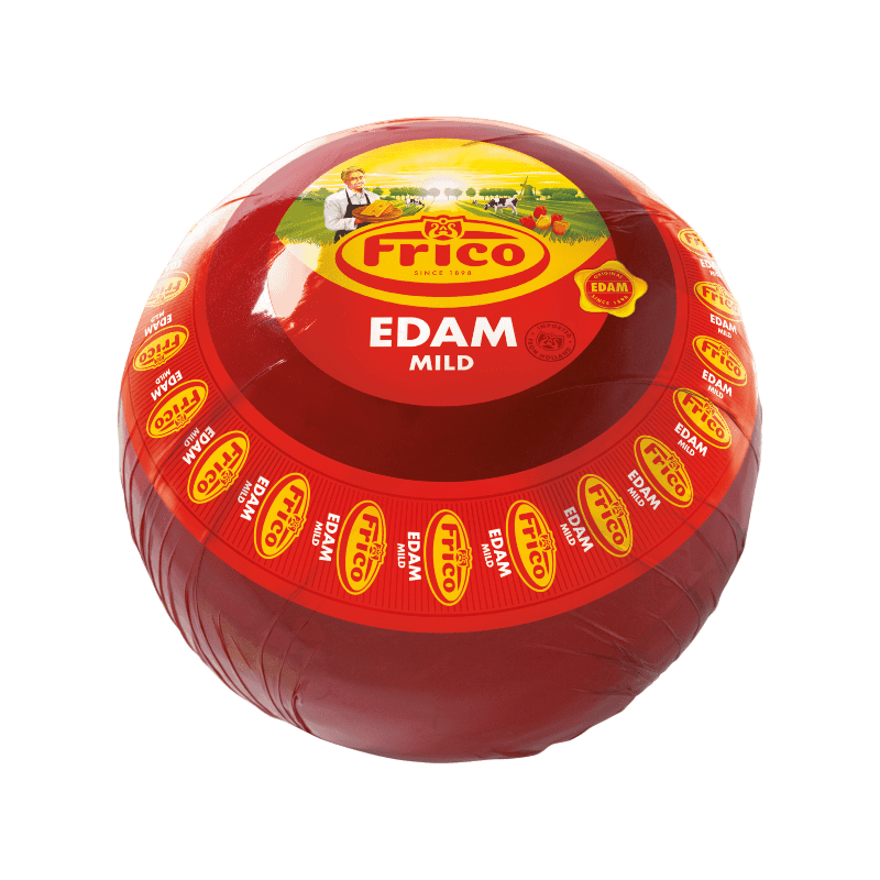 Frico Edam –  Red Wax