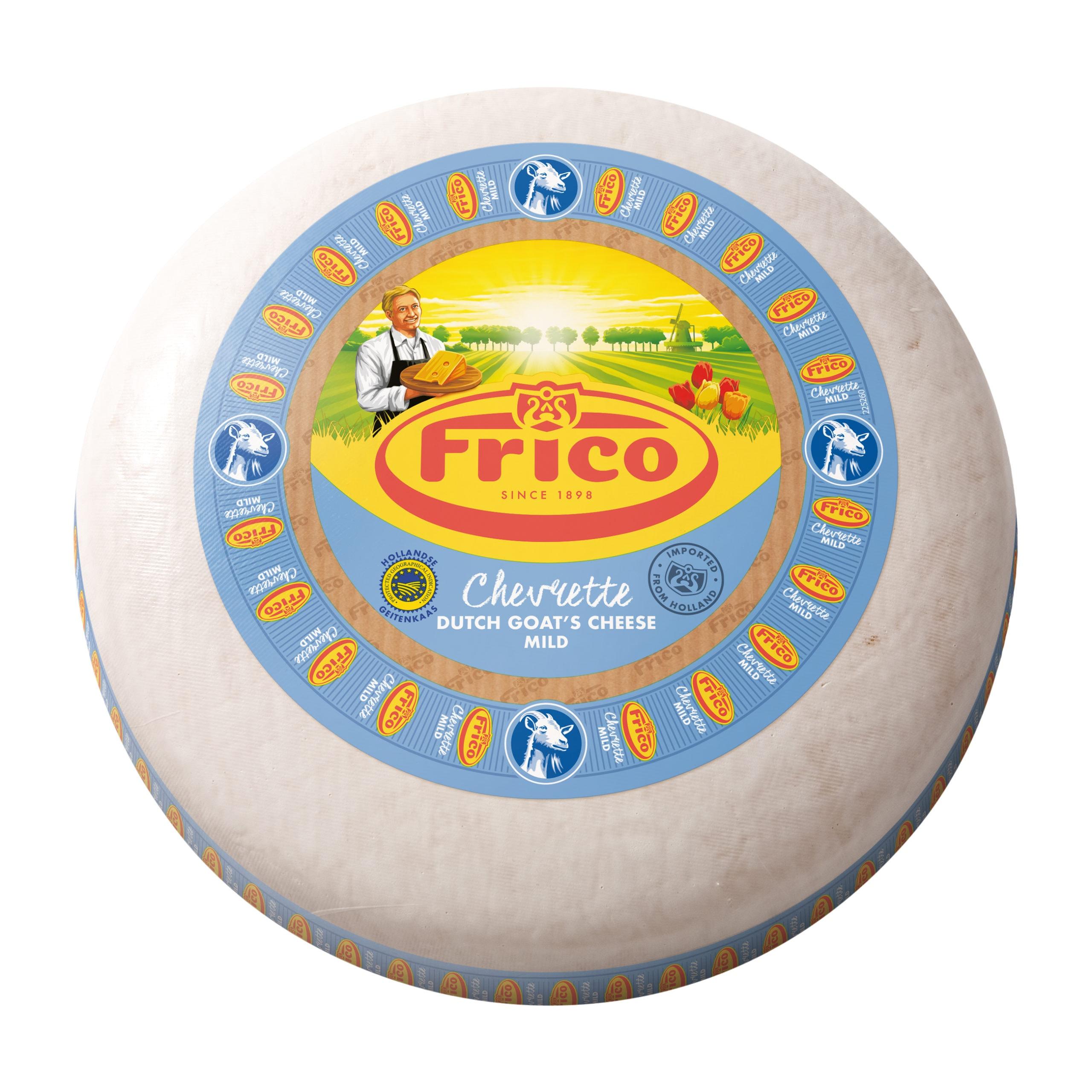 Frico Chevrette (Goat's Milk Cheese)