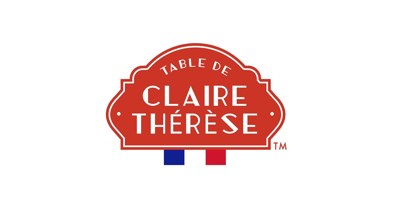 Table De Claire Thérèse